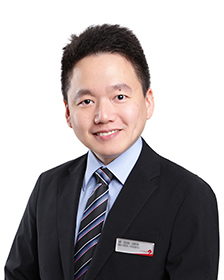 Photo of Dr Alvin Ong
